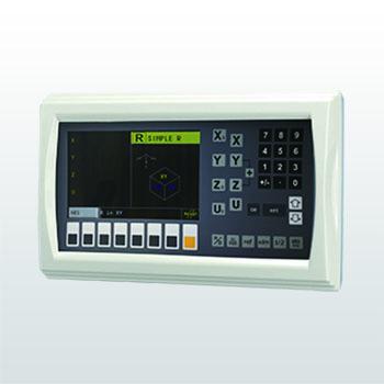 ES系列 多功能銑床車床磨床手動機床液晶數顯箱